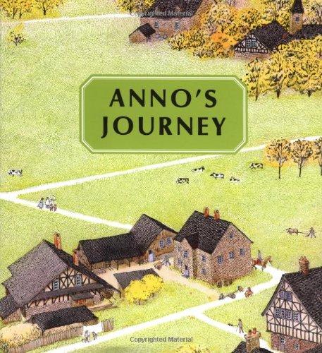 9780399207624: Anno's Journey