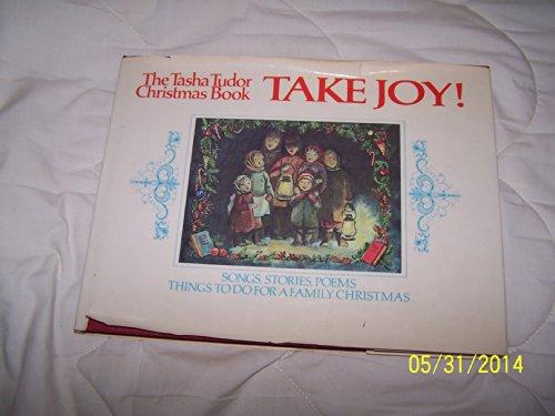 9780399207662: Take Joy! The Tasha Tudor Christmas Book