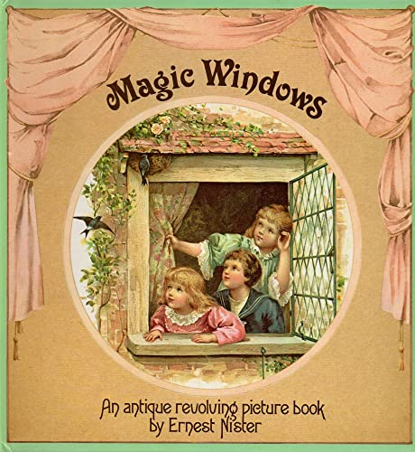 9780399207730: Magic Windows: An Antique Revolving Picture Book