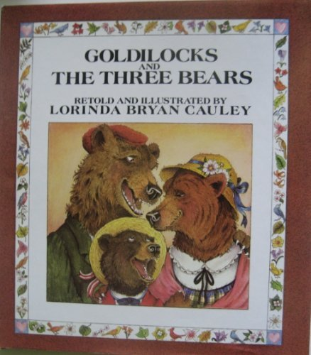 9780399207945: Goldilocks and the Three Bears