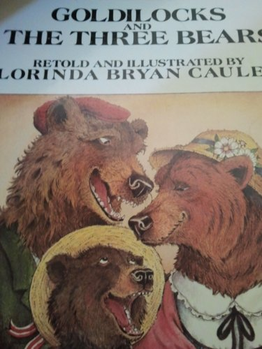 9780399207952: Goldilocks and the Three Bears