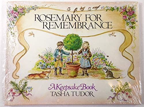 9780399208126: Rosemary for Remembrance (A Keepsake book)
