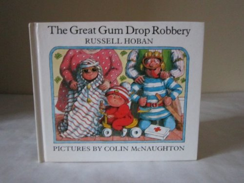9780399208195: The Great Gumdrop Robbery