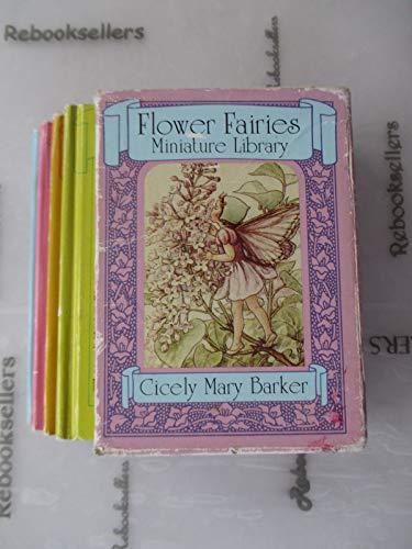 9780399208232: Flower Fairies Miniature Library