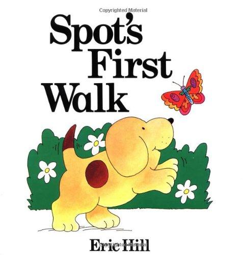 9780399208386: Spot's First Walk