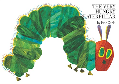 The Very Hungry Caterpillar: Carle, Eric
