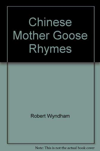 9780399208669: Chinese Mother Goose Rhymes