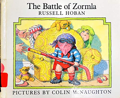 9780399208829: The Battle of Zormla (The Hungry Three)