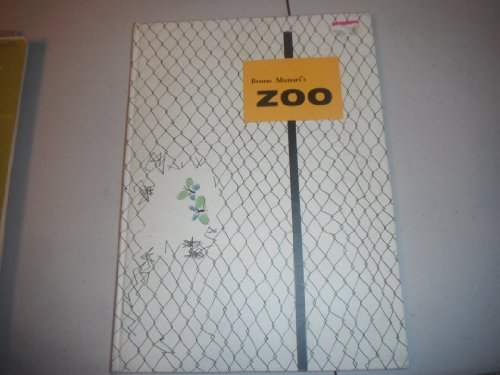 9780399209147: Bruno Munari's Zoo (Munari's Picture Books)