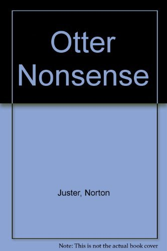 Stock image for Otter Nonsense for sale by Wonder Book