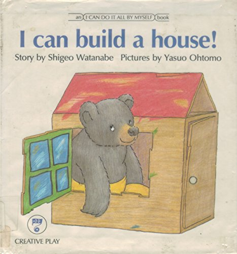 9780399209505: I Can Build a House!