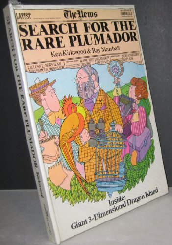 Search for the rare plumador (0399209670) by Ken Kirkwood