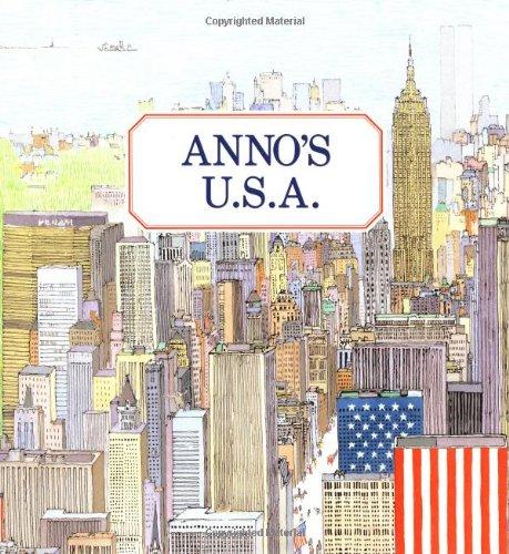 9780399209741: Anno's U.S.A.