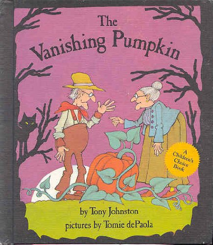 9780399209918: Vanishing Pumpkin