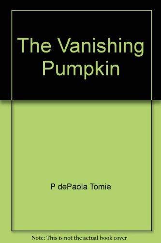 9780399209925: Vanishing Pumpkin