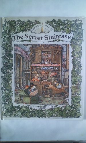 9780399209949: The Secret Staircase (Brambly Hedge)
