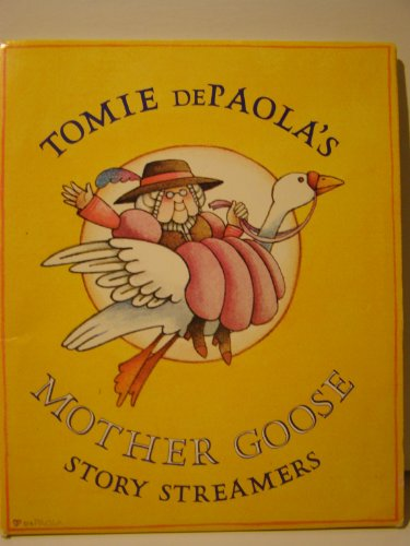 9780399210044: Tomie dePaola's Mother Goose Story Streamers