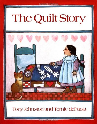 9780399210099: The Quilt Story