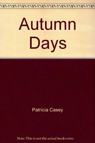 9780399210334: Autumn days