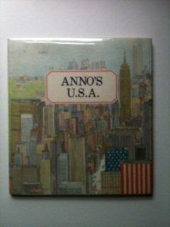 9780399210600: Anno's U.S.A.