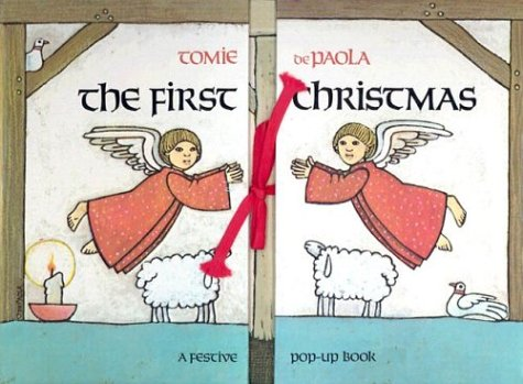 9780399210709: The First Christmas (Festive Pop-Up Book)
