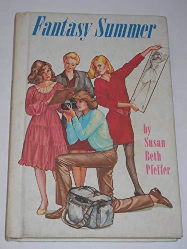 Fantasy Summer: Susan Beth Pfeffer
