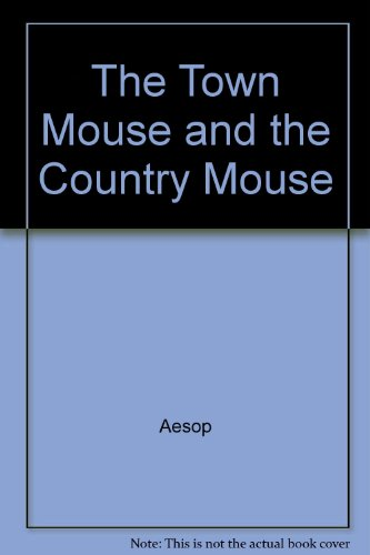 Town Mouse Country (0399211268) by Cauley, Lorinda Bryan