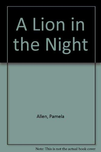 9780399212031: Lion in the Night