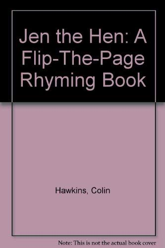 9780399212079: Jen the Hen: A Flip-The-Page Rhyming Book