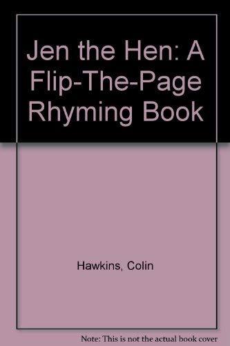 9780399212079: Jen the Hen (Flip-the-Page Rhyming Book)