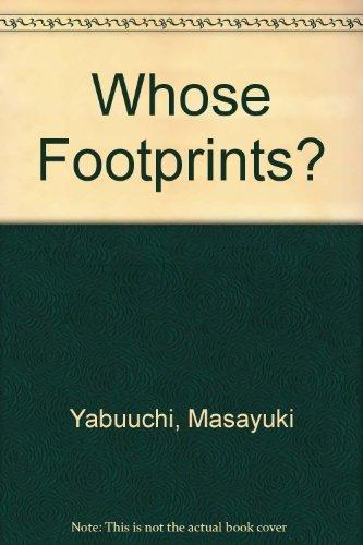 9780399212093: Whose Footprints?