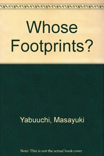 9780399212093: Whose Footprints