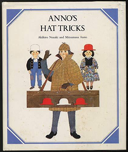 9780399212123: Anno's Hat Tricks
