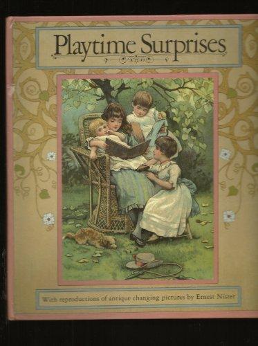 Playtime Surprises (0399212140) by Ernest Nister