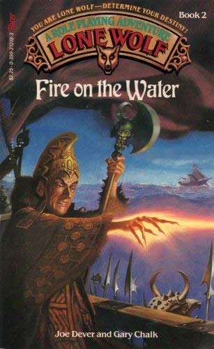 9780399212185: Fire on the Water (Lone Wolf, Book 2)