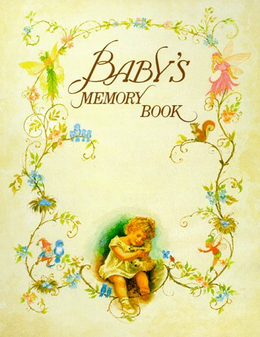 Baby's Memory Book: Nister, Ernest