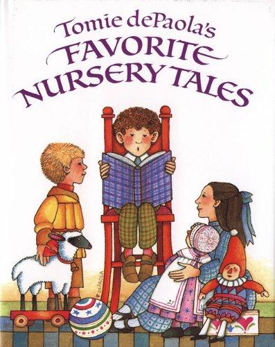 9780399213199: Tomie dePaola's Favorite Nursery Tales
