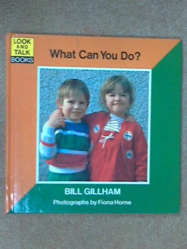 9780399213243: What Can You Do (Look and Talk Books)