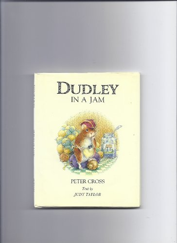 Dudley In A Jam, in Color Dustjacket,First: Color Illustrated By