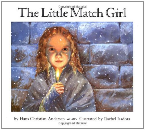 poignant tragedy the little match girl History and making of the little matchgirl i thought it would be a poignant stage to play from.