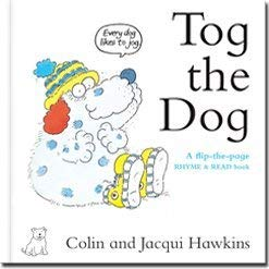 9780399213380: Tog the Dog (Flip-The-Page Rhyming Book)