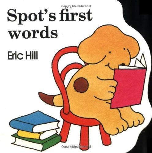 9780399213489: Spot's First Words