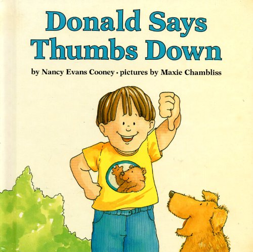 9780399213731: Donald Says Thumbs Down
