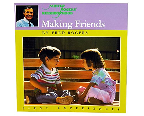 9780399213823: Mr. Rogers Making Friends (First Experiences)