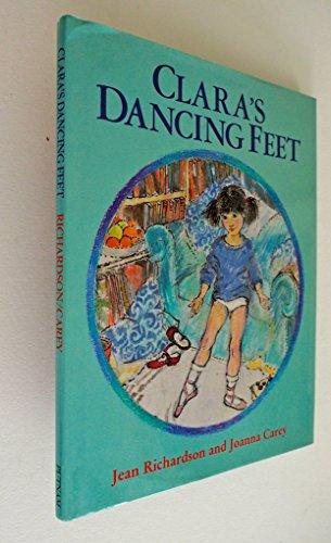 9780399213885: Clara's Dancing Feet