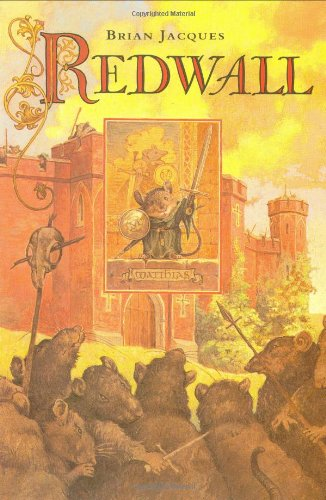 Redwall (SIGNED FIRST Edition): Brian Jacques