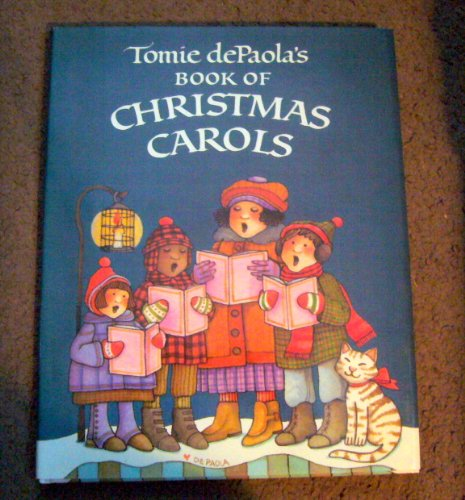 9780399214325: Tomie Depaola's Book of Christmas Carols