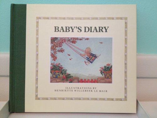 9780399214547: Babys Diary