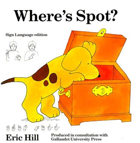9780399214783: Where's Spot?
