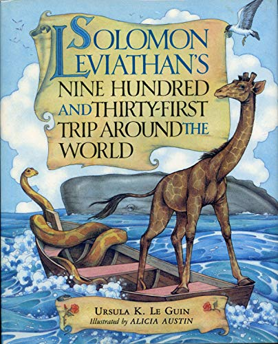 Solomon Leviathan's Nine Hundred and Thirty-First Trip Around the World (Signed): Le Guin, ...